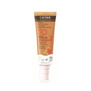 Cattier Spray Protection Solaire - 125 ml - SPF 30