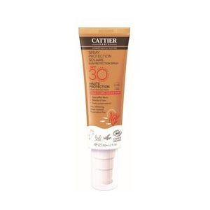 Image de Cattier Spray Protection Solaire - 125 ml - SPF 30