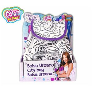 Smoby Color Me Mine : Sac de ville Violetta