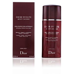 Dior Svelte Body Desire - Soin perfection intégrale minceur - fermeté - hydratation - tonicité - uniformité