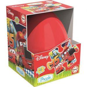 Educa Oeuf Disney Cars - Puzzle 48 pièces