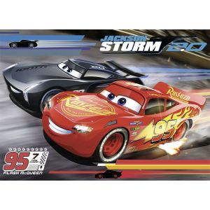 Nathan Cars 3 Top départ - Puzzle 60 pièces