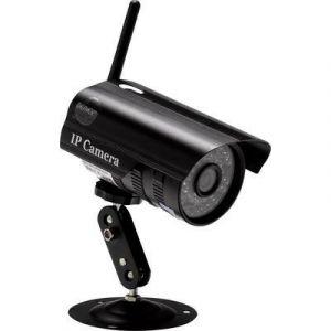 Denver Electronics Caméra de surveillance pour l'extérieur Wi-Fi, Ethernet - 19661110