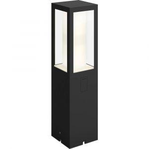 Philips lighting Hue Lampadaire extérieure LED (extension) Impress LED intégrée 16 W RVBB