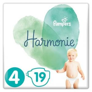 Pampers Couches harmony taille 4