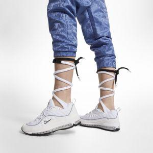 Nike Chaussettes montantes lacées pour Femme - Blanc - Taille M - Female