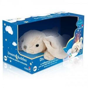 Dujardin Veilleuse peluche Dream Buddies Lapin