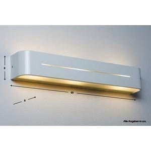 Image de Ideal lux Applique murale Ideallux POSTA Blanc, 3 lumières - Moderne/Design - Intérieur - Posta