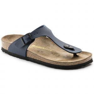 Birkenstock Gizeh W Sandalen sandales bleu bleu 37 (schmal) EU