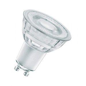 Osram Réflecteur Spot LED | Culot GU10 | Blanc chaud | 2700 K | 4,40 W équivalent 50 W | LED THREE STEP PAR16 | Dimmable