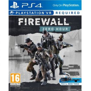 Firewall : Zero Hour - Jeu VR [PS4]