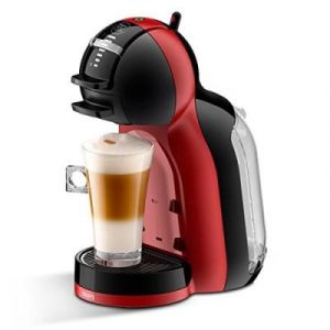 Krups KP120HES - Machine espresso Dolce Gusto Mini Me 15 bars 1500 W Rouge