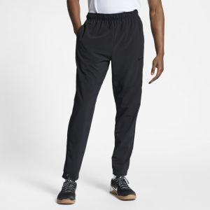 Nike Pantalon de training Dri-FIT Homme Noir Taille L