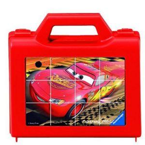 Ravensburger Puzzle 12 cubes : Cars 2