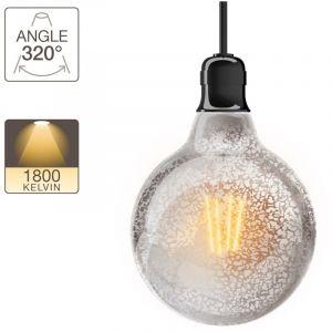 Xanlite Ampoule LED G95 - culot E27 - vintage antique