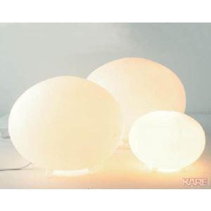 Kare Design Lampe globe Pasqua en verre (24 cm)