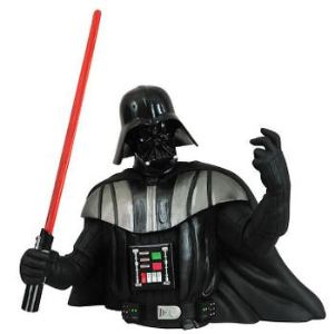 Diamond Select Toys BUSDST020 - Tirelire buste Darth Vader