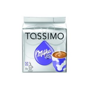 Tassimo 8 dosettes T-Discs Milka