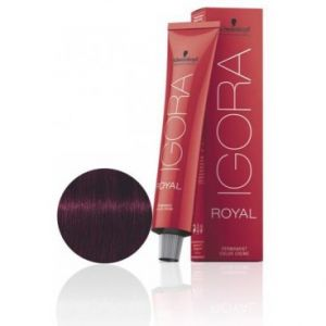 Schwarzkopf Igora Royal 5-99 Châtain clair violet extra 60ml