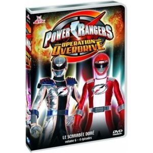 Power Rangers : Opération Overdrive - Volume 6