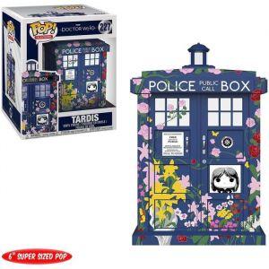 Funko Figurine Doctor Who - Tardis Clara Memorial Oversized Pop 15cm