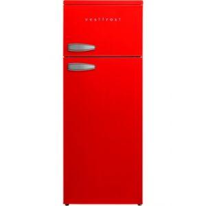 Vestfrost Refrigerateur congelateur en haut DDV 227 R