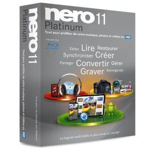 Nero 11 Platinum pour Windows