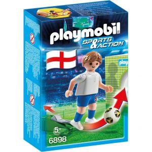 Playmobil 6898 Sports et Actions - Joueur de foot Anglais