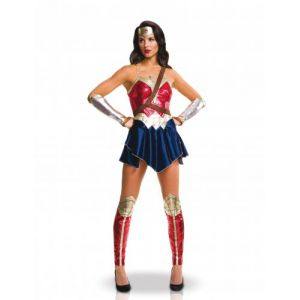 Rubie's Déguisement officiel - Marvel -Déguisement Wonder woman adulte- Taille XS- I-820953XS