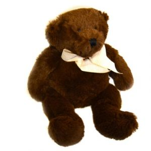 Soft Friends Peluche ours brun