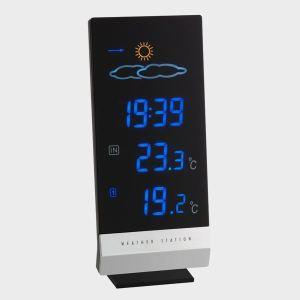 TFA Dostmann Lumax (35.1093) - Station météo température intérieure et extérieure radiopilotée