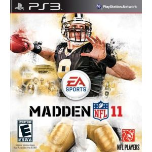 Madden NFL 11 [PS3]