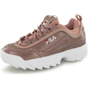 FILA Chaussures Baskets Disruptor Low Rose F