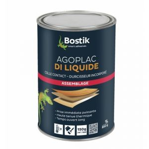 Bostik COLLE AGOPLAC DI LIQUIDE 1L