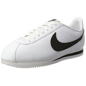 Nike Classic Cortez Leather chaussures blanc noir 42,5 EU