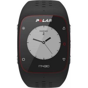 Polar M430 - Montre GPS de running avec cardiofréquencemètre (M/L)