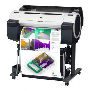 Canon imagePROGRAF iPF670 - Imprimante grand format couleur jet d'encre