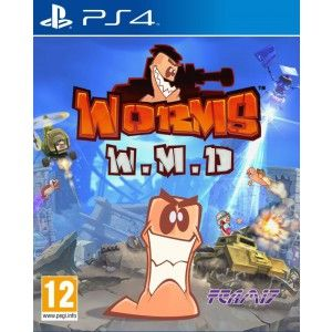 Worms W.M.D All Stars [PS4]