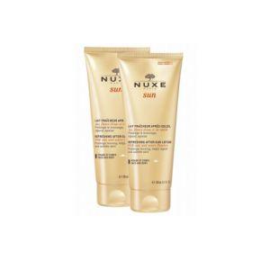 Nuxe Sun - Lait fraîcheur après-soleil - 2 x 200 ml
