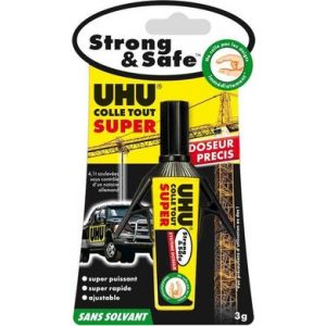 UHU COLLE STRONG AND SAFE DOSEUR 3G
