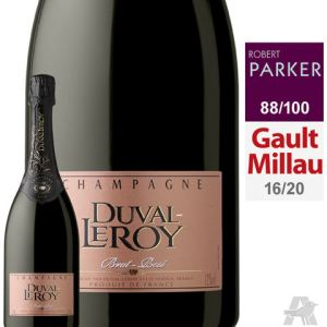 Duval Leroy Champagne brut rosé