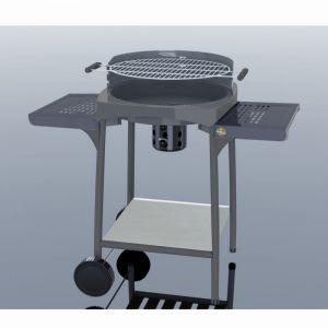Mode de vie Genes - Barbecue charbon de bois