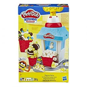 Hasbro Play-Doh la machine a pop-corns