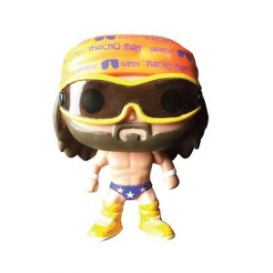 Funko Figurine Pop! WWE : Randy Savage Ooh Yeah 10 cm