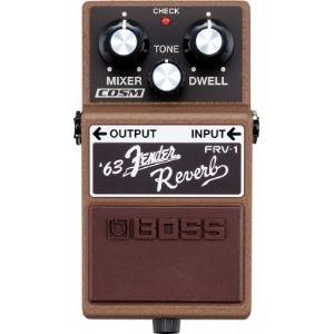 Boss Effect FRV-1 - Pédale simulateur Fender Reverb 63