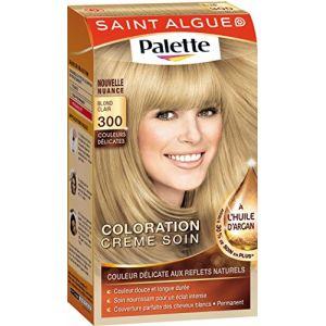 Saint Algue Coloration crème soin Blond Clair 300