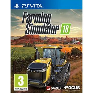 Farming Simulator 18 [PS Vita]
