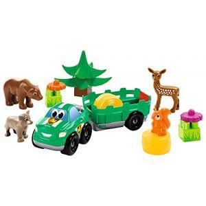 Ecoiffier 3256 - Abrick : Les animaux de la forêt