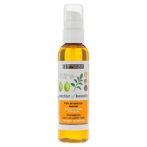 Nectar of beauty Huile de massage argan et jojoba