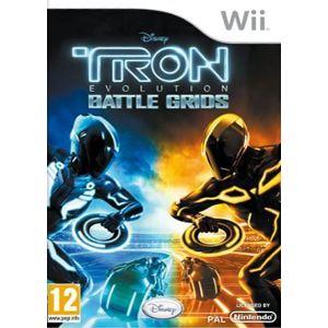 Tron Evolution : Les Batailles du Damier [Wii]